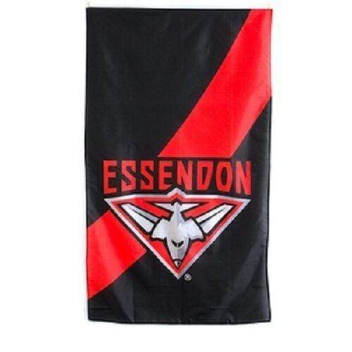 Footy Plus More Flag Essendon Bombers Supporter Flag