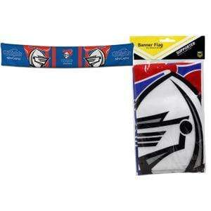 Footy Plus More Flag Newcastle Knights banner flag
