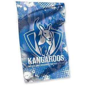 Footy Plus More Flag North Melbourne Kangaroos Cape Flag