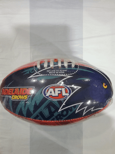 Footy Plus More Football Adelaide Crows Size 2 Football