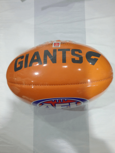Footy Plus More Football Greater Western SydneyGiants Size 1 Football