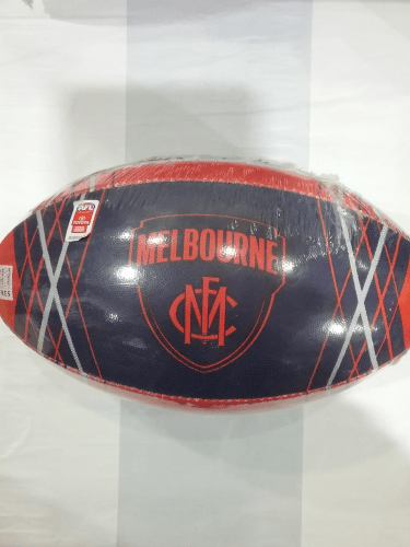 Footy Plus More Football Melbourne Demons Stinger Size 5 Football