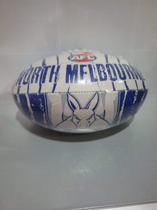 Footy Plus More Football North Melbourne Kangaroos Stinger Size 2 Football