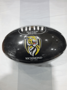 Footy Plus More Football Richmond Tigers Size 1 Football