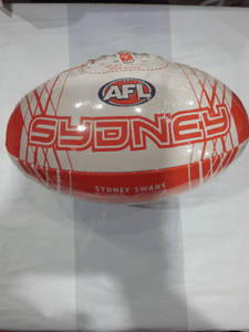 Footy Plus More Football Sydney Swans Size 5 Football