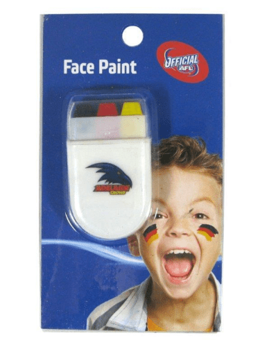 Footy Plus More GAME DAY Adelaide Crows Face Paint