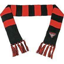 Footy Plus More GAME DAY Essendon Bombers Infant Scarf