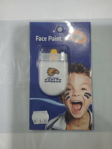 Footy Plus More GAME DAY West Coast Eagles Face Paint