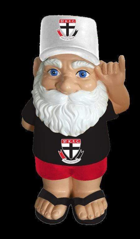 Footy Plus More garden gnome St Kilda Saints Hawaiian Garden Gnome