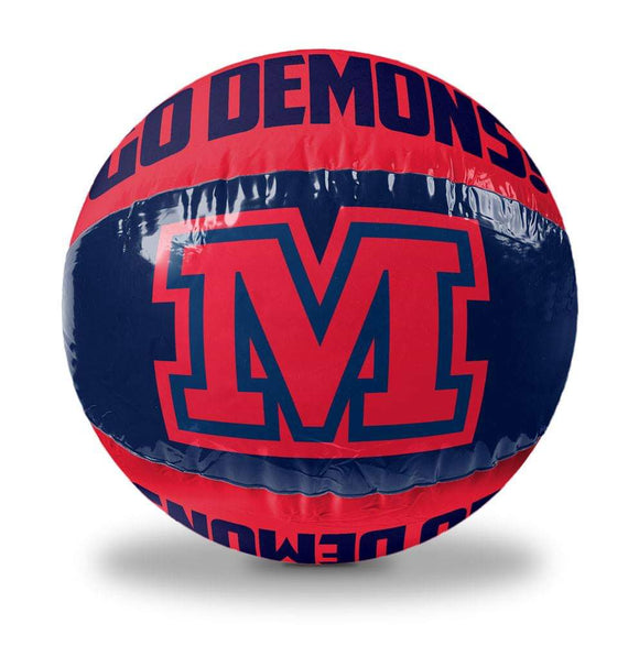 Footy Plus More general Melbourne Demons Beach Ball