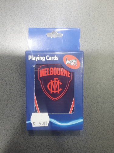 Footy Plus More general Melbourne Demons Playing Cards