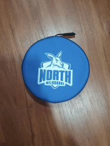 Footy Plus More general North Melbourne Kangaroos foldable bucket