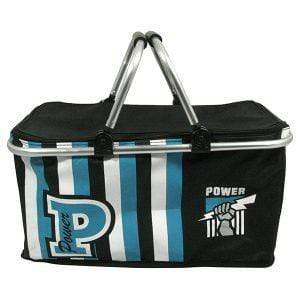 Footy Plus More general Port Adelaide Power Folding Basket
