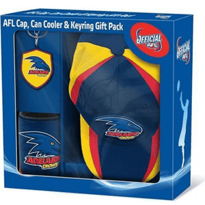 Footy Plus More Gift Pack Adelaide Crows Supporter Gift Pack