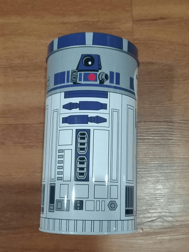 Footy Plus More Glassware Star Wars Collector Glass R2-D2