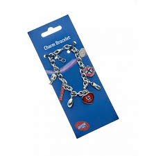 Footy Plus More Jewelry St Kilda Saints Charm Bracelet