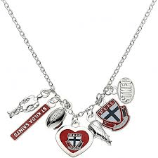 Footy Plus More Jewelry St Kilda Saints Charm Necklace