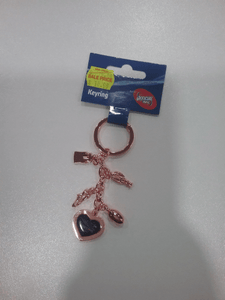 Footy Plus More Jewelry West Coast Eagles Charm Keyring Retro Logo