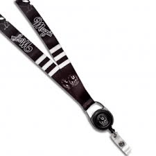 Footy Plus More LANYARD Collingwood Magpies Lanyard