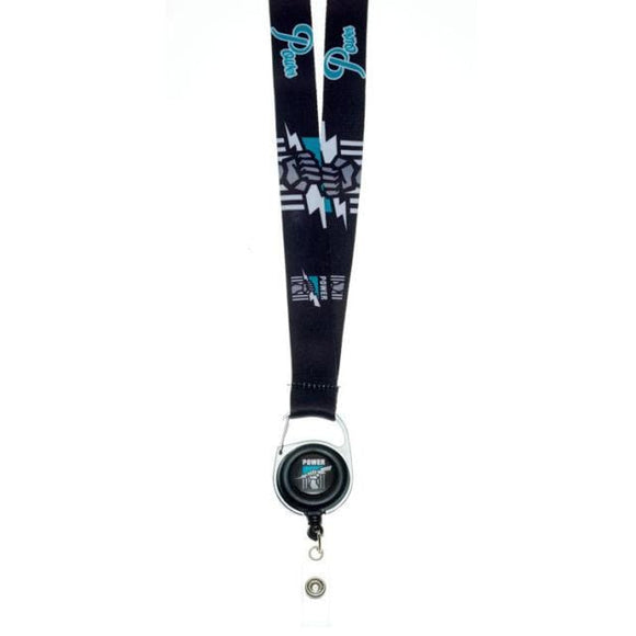 Footy Plus More LANYARD Port Adelaide Power Lanyard