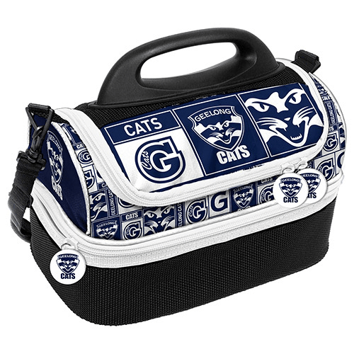 Footy Plus More Lunch bags Geelong Cats Dome Cooler Lunch Cooler Bag