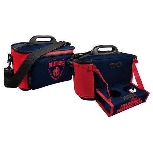 Footy Plus More Lunch bags Melbourne Demons Cooler Bag With Tray