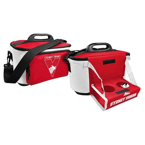 Footy Plus More Lunch bags Sydney Swans Cooler Bag With Tray