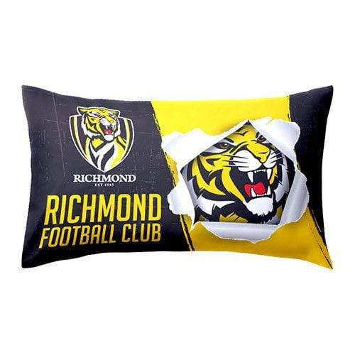 Footy Plus More MANCHESTER Richmond Tigers Pillow Case