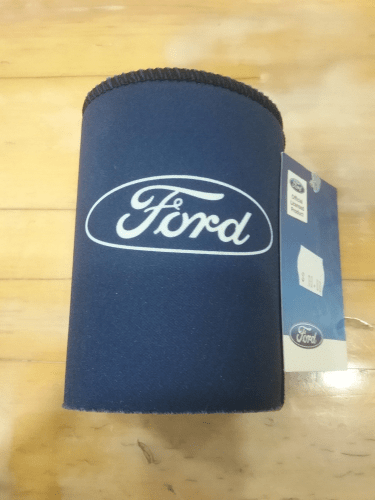 Footy Plus More + More Ford Can Cooler