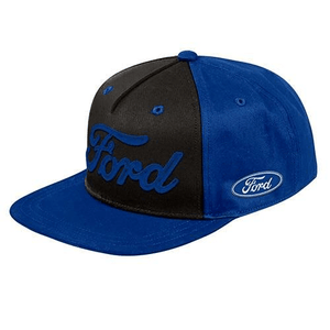 Footy Plus More + More Ford embroidered Logo Cap