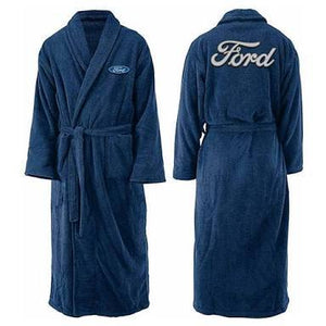 Footy Plus More + More FORD MENS LONG SLEEVE ROBE