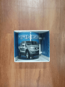Footy Plus More + More Ford Ranger Ceramic Mug