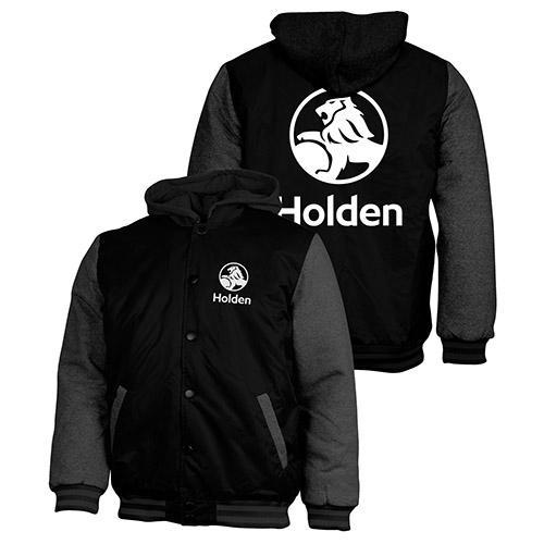 Footy Plus More + More Holden Bomber Jacket