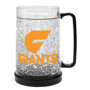 Footy Plus More mug GWS Giants Ezy Freeze Mug
