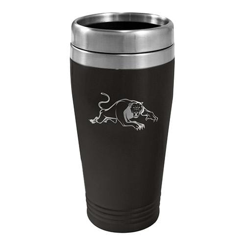Footy Plus More mug Penrith Panthers Stainless Steel Travel Mug