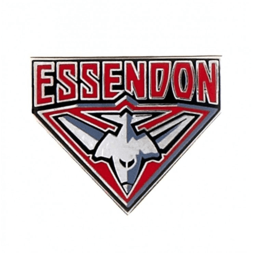 Footy Plus More pin Essendon Bombers Logo Pin
