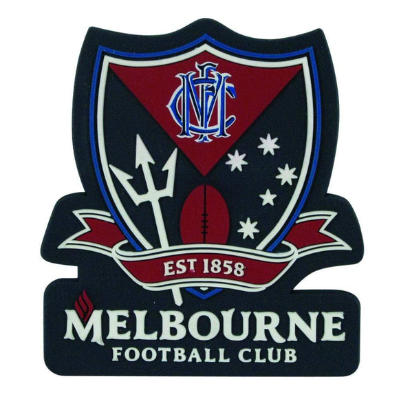 Footy Plus More pin Melbourne Demons Collectors Logo Pin