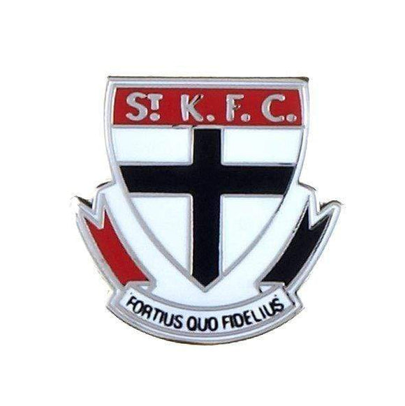 Footy Plus More pin St Kilda Saints Logo Pin