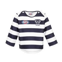 Footy Plus More REPLICA GUERNSEY Geelong Cats Toddler Guernsey Long Sleeve
