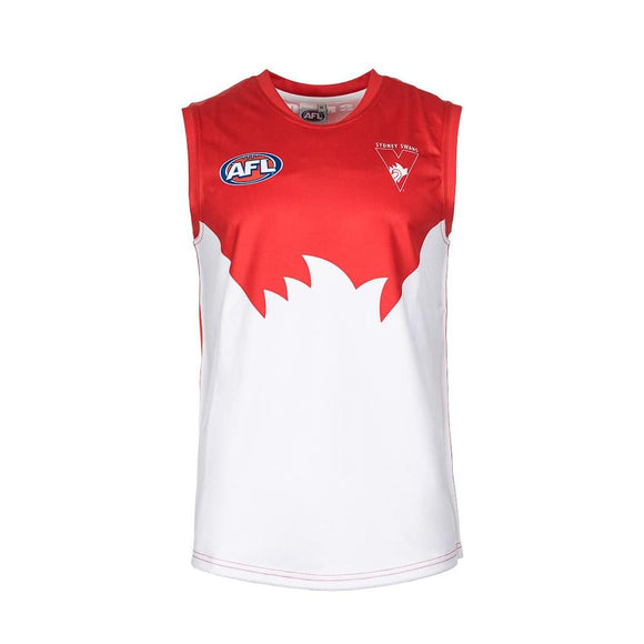 Footy Plus More REPLICA GUERNSEY Sydney Swans Youth Replica Guernsey