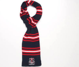 Footy Plus More SCARF Melbourne Demons knit loop scarf
