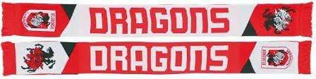 Footy Plus More SCARF St George Illawarra Dragons Geo Pannel Scarf
