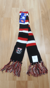 Footy Plus More SCARF St Kilda Saints Infant Scarf