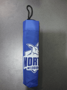 Footy Plus More umbrella North Melbourne Kangaroos Compact Umbrella