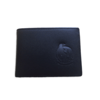 Footy Plus More WALLET Collingwood Magpies Leather Wallet