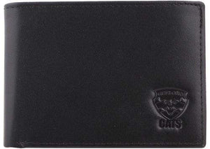 Footy Plus More WALLET Geelong Cats Leather Wallet