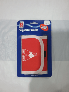 Footy Plus More WALLET Sydney Swans Wallet
