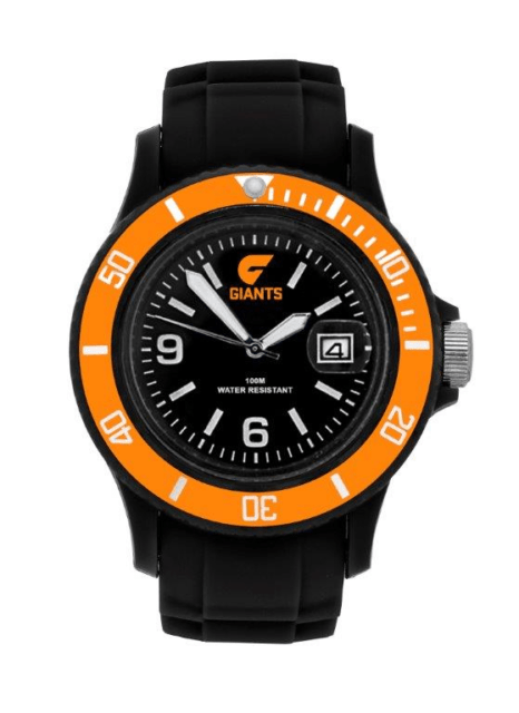 Footy Plus More WATCH GWS Giants Cool Series Watch