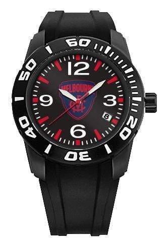 Footy Plus More WATCH Melbourne Demons Athlete Series Watch
