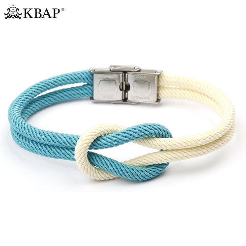 Nautical Marine Rope Knot Bracelet